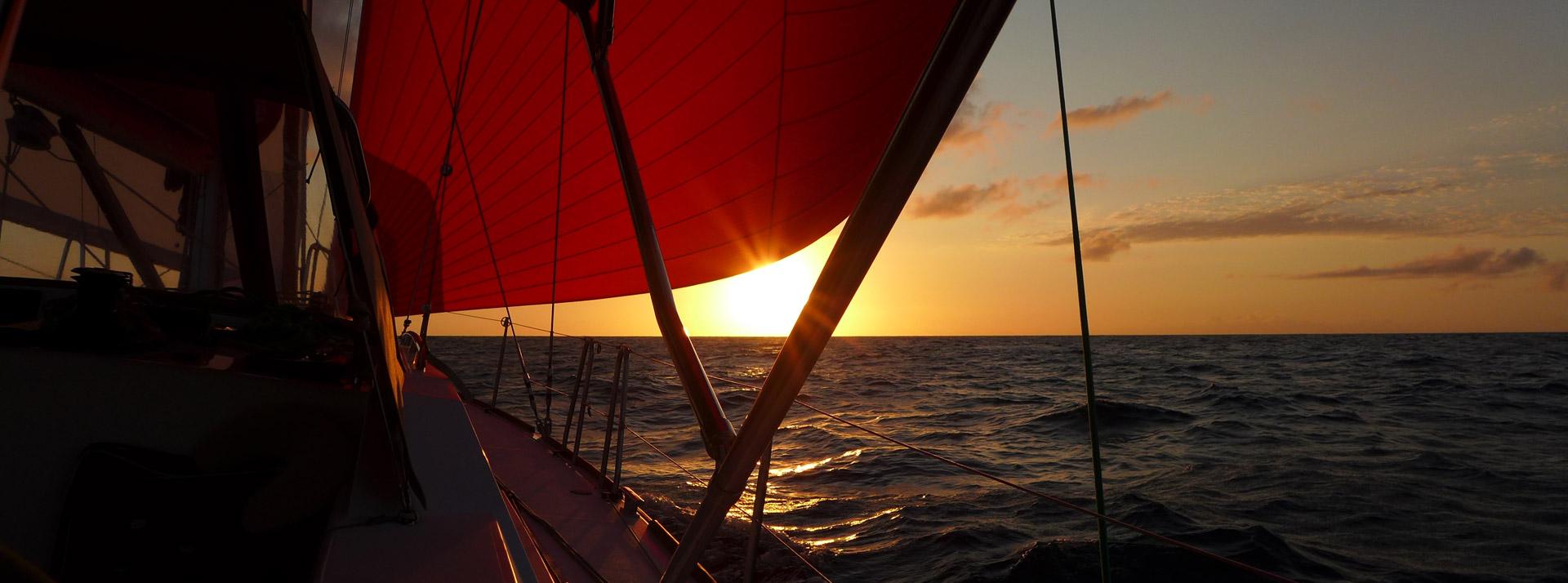 meersegeln - mehr segeln...