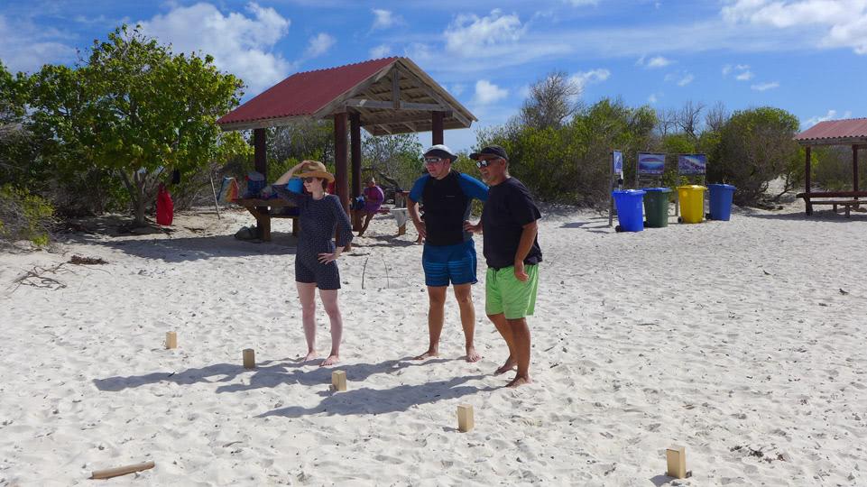 Bonaire-BBQ-Klein-Kubb-Team2