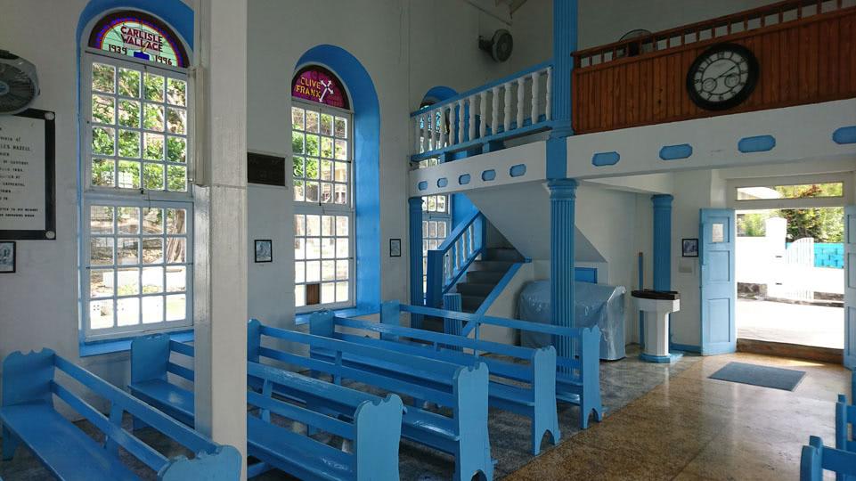 St-Vincent-Kirche-innen