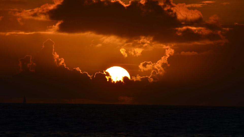 St-Vincent-Tobago-Cays-Sonnenuntergang