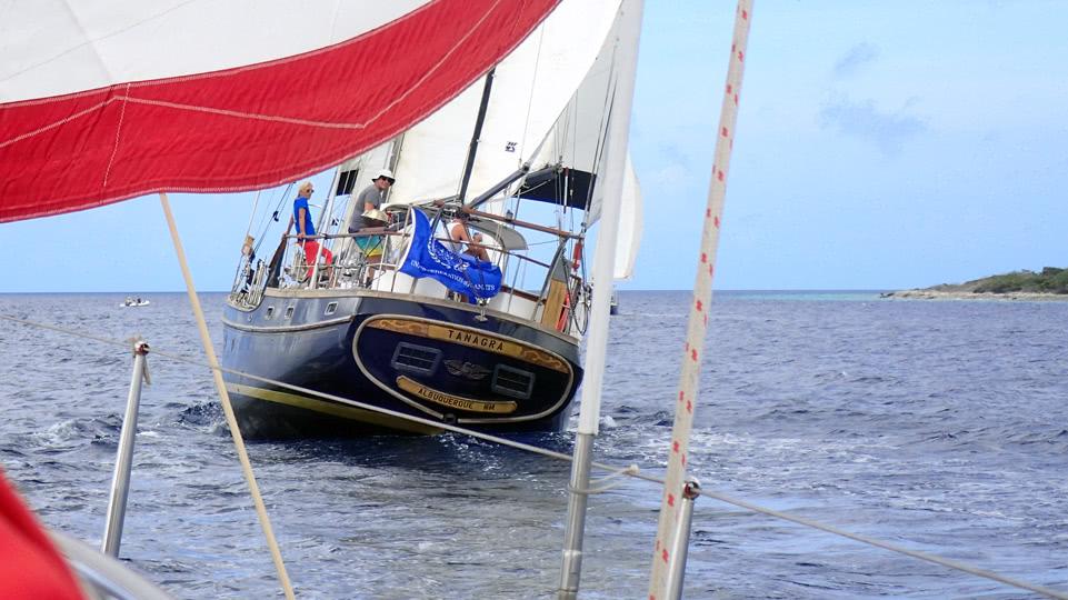 bonaire-regatta-sonntag-tanagra-vor-allures