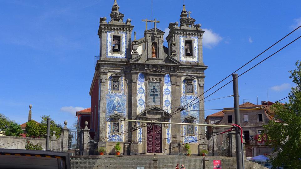 leixoes-porto-igreja-de-santo-ildefonso